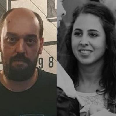 Iván Louzán e Carmen Armada