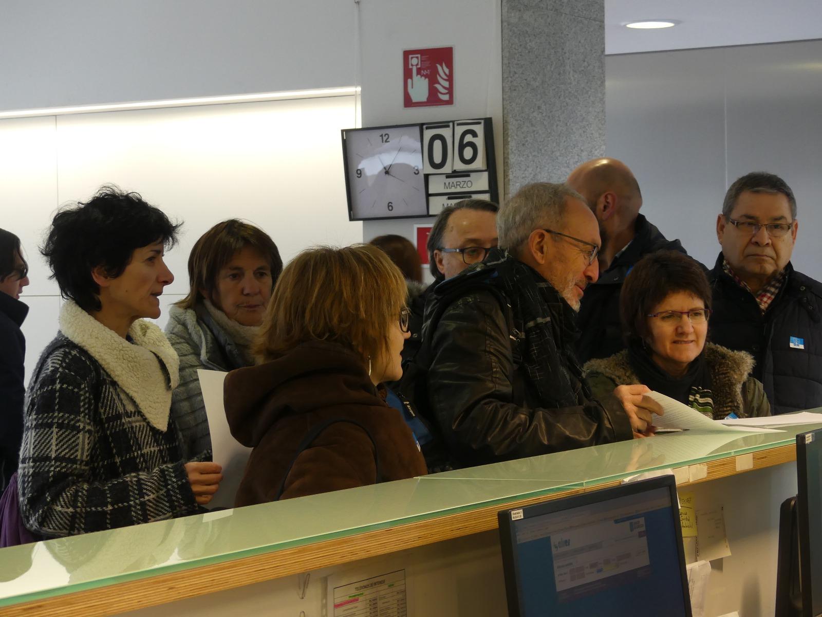 SOS Sanidade Pública rexistra unha petición de entrevista con Feijóo en San Caetano en 2018