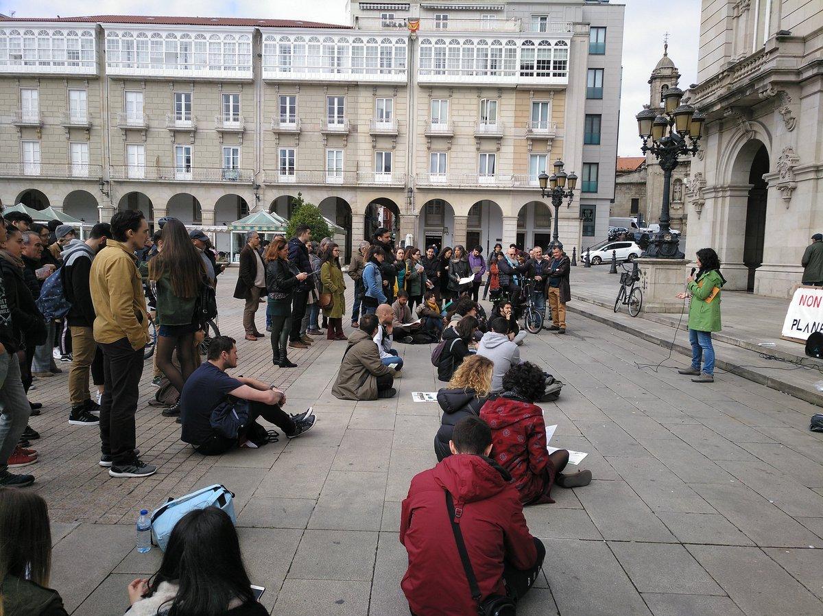 A Coruña 15MClimático