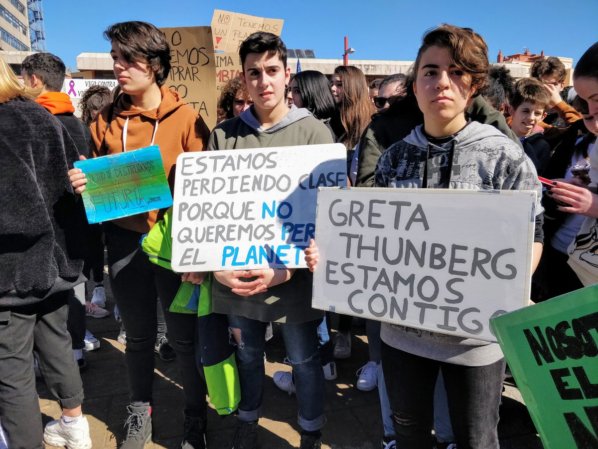 Concentración en Vigo ante a Concello