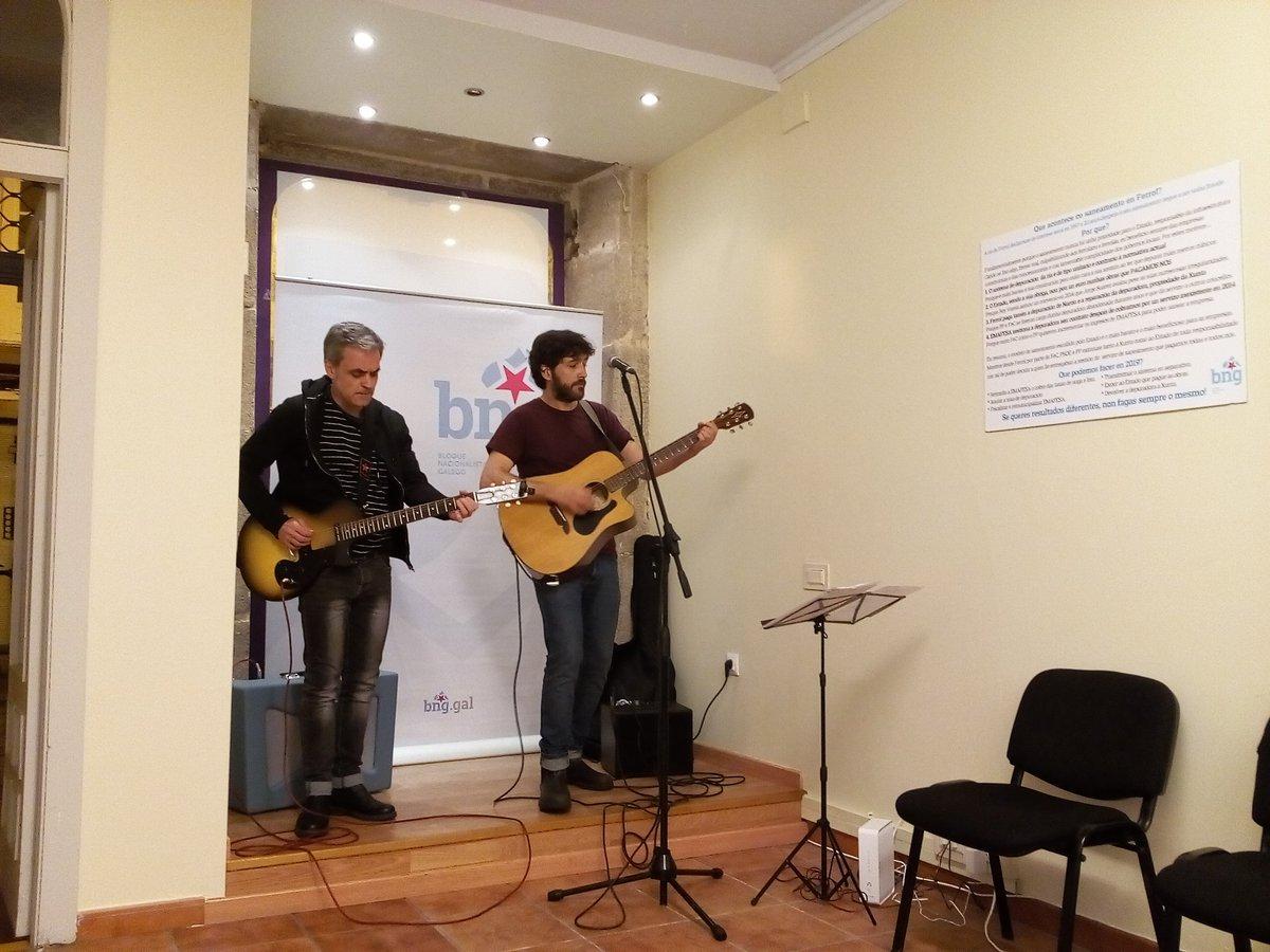 26M | Apertura da campaña do BNG en Ferrol