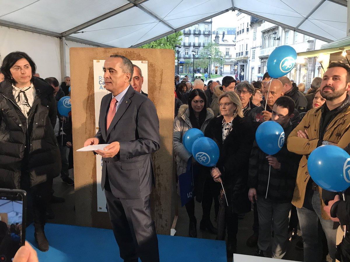26M| Apertura da campaña do PP en Lugo