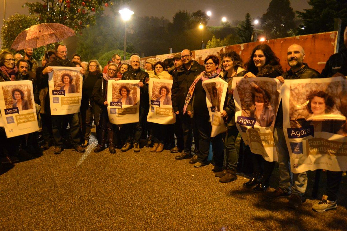 26M | Apertura da campaña do BNG en Compostela