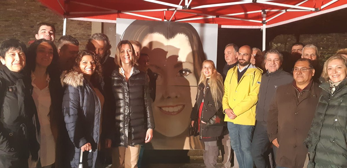 26M| Apertura da campaña do PSdeG en Lugo