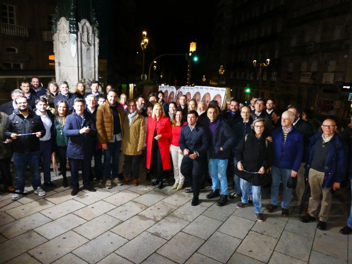 26M - Apertura da campaña do PP en Vigo