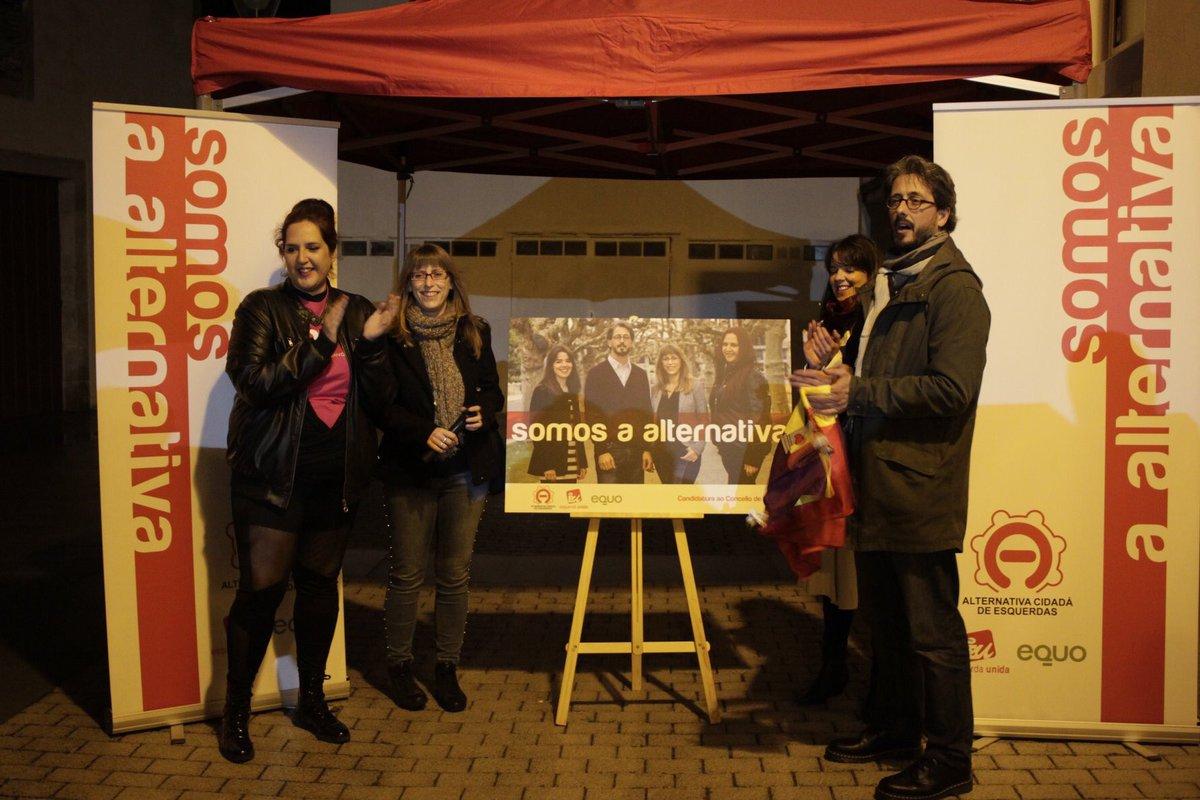 26M| Apertura da campaña de ACE en Lugo
