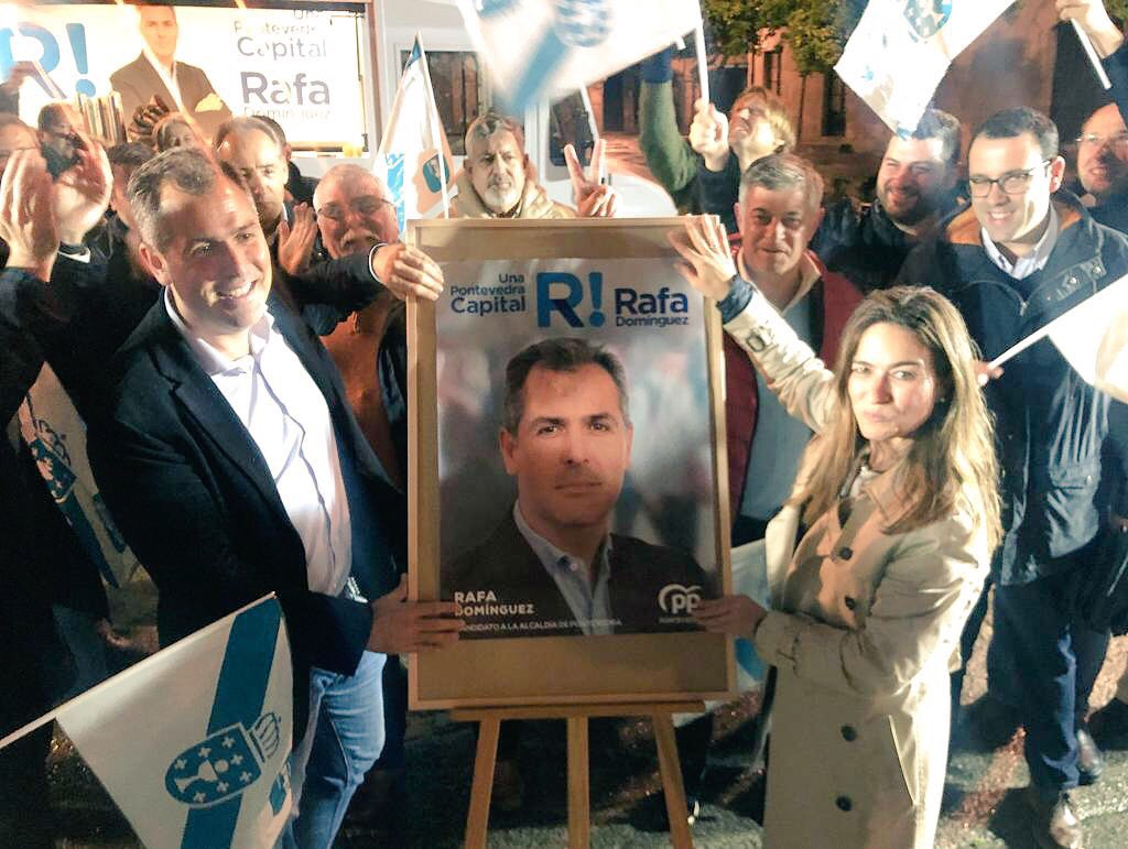 26M - Apertura da campaña do PP en Pontevedra