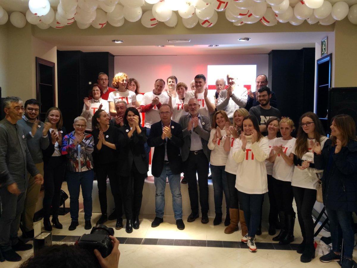 26M | Apertura da campaña do PSdeG-PSOE en Compostela