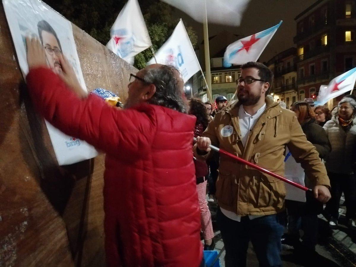 26M - Apertura da campaña do BNG en Vigo