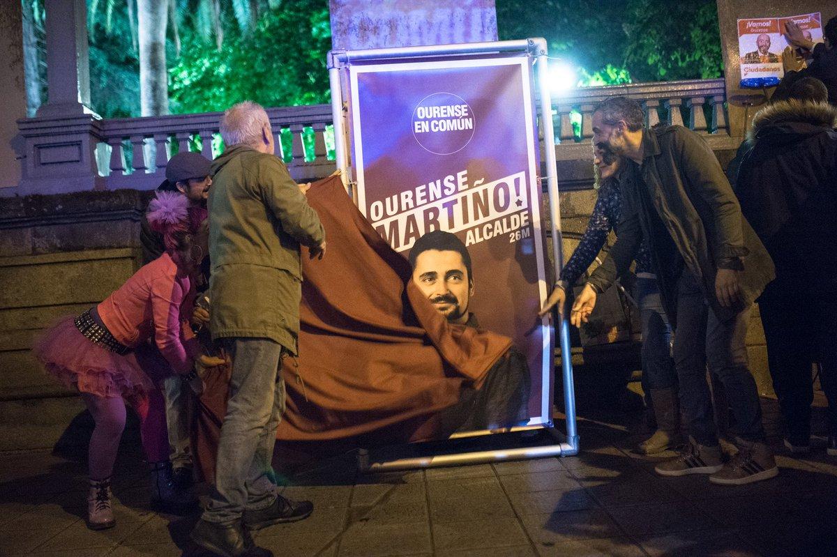 26M| Apertura da campaña de Ourense en Común