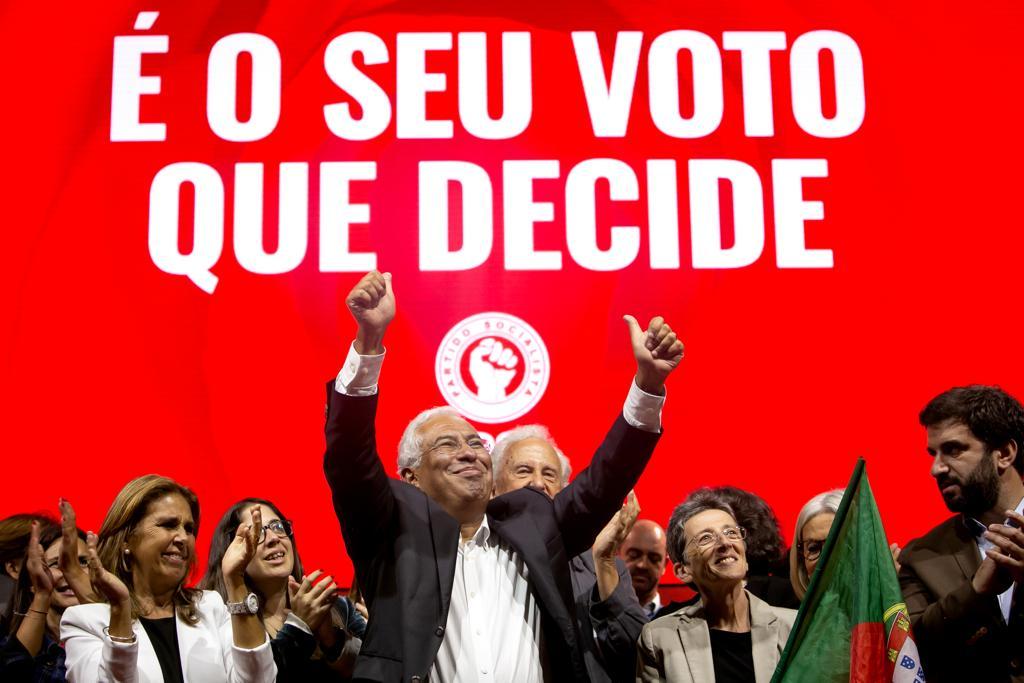 Peche de campaña do PS no Porto