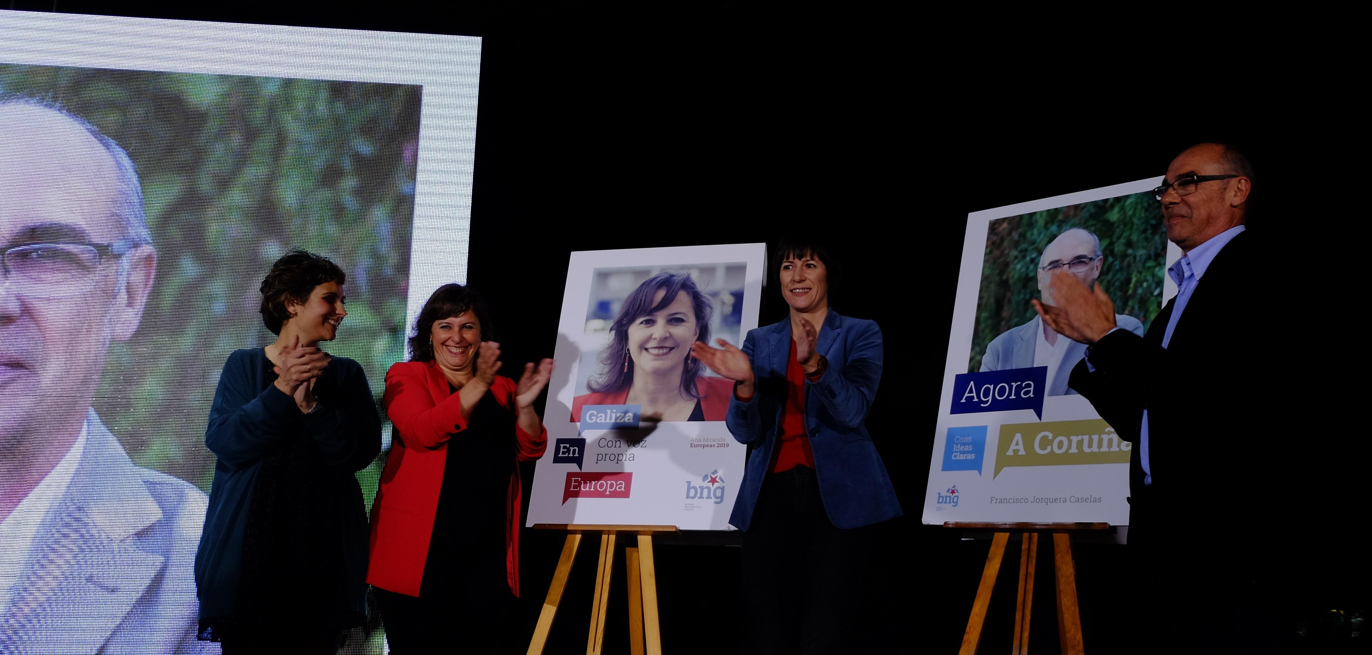 26M | Apertura da campaña do BNG na Coruña