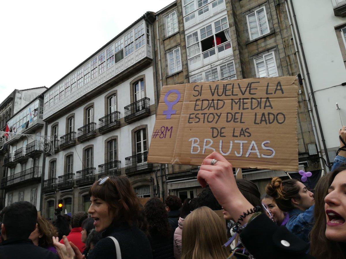 Concentración en Ferrol - 8Mde 2019