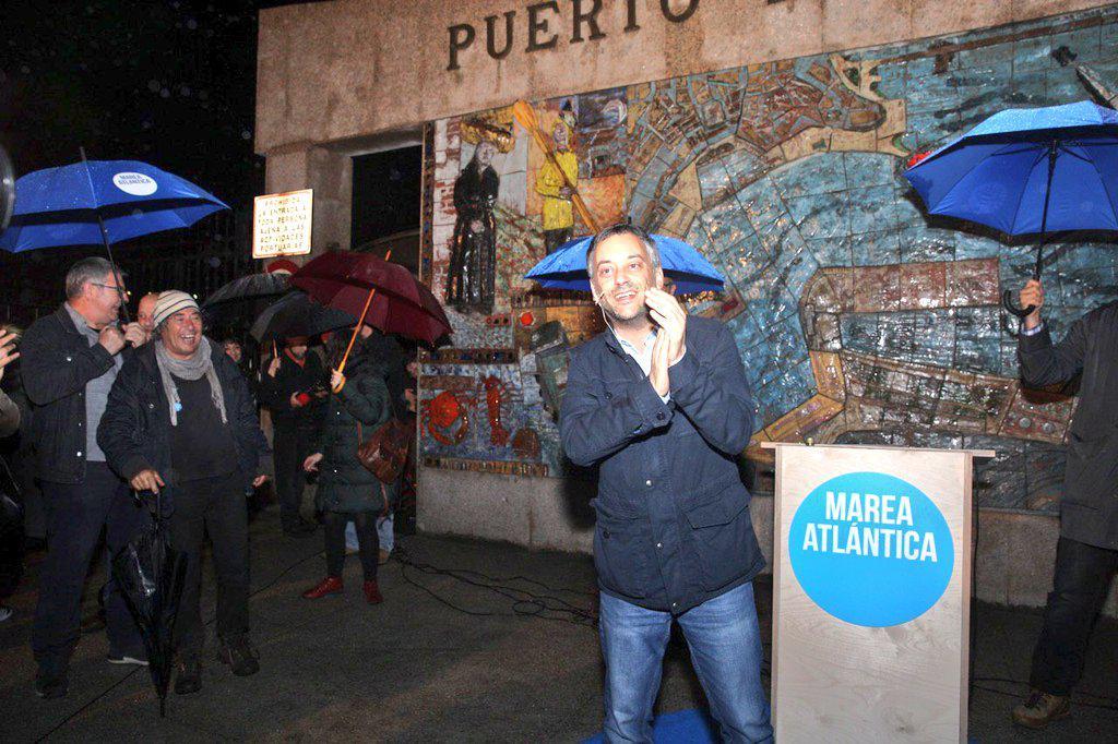 26M Apertura da campaña da Marea Atlántica na Coruña