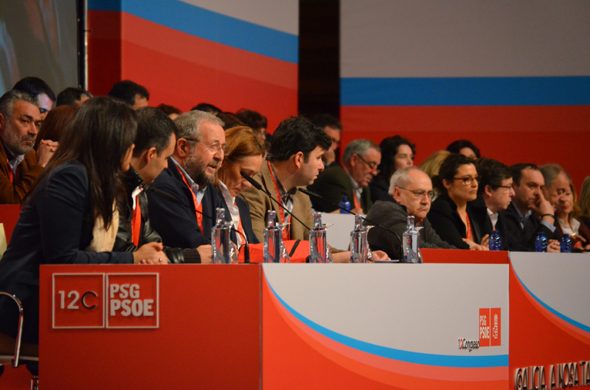 Orozco, na sesión de apertura do Congreso