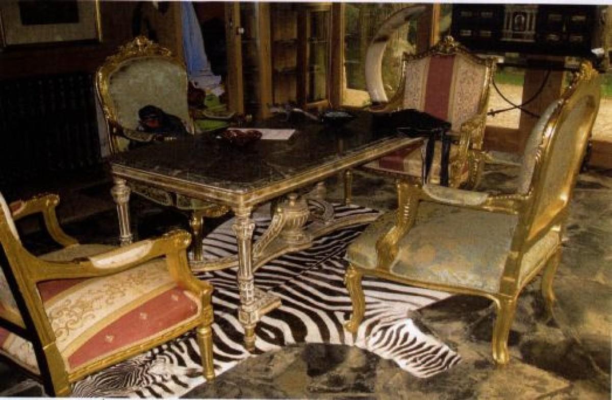 Mesa neoclásica, 1500€