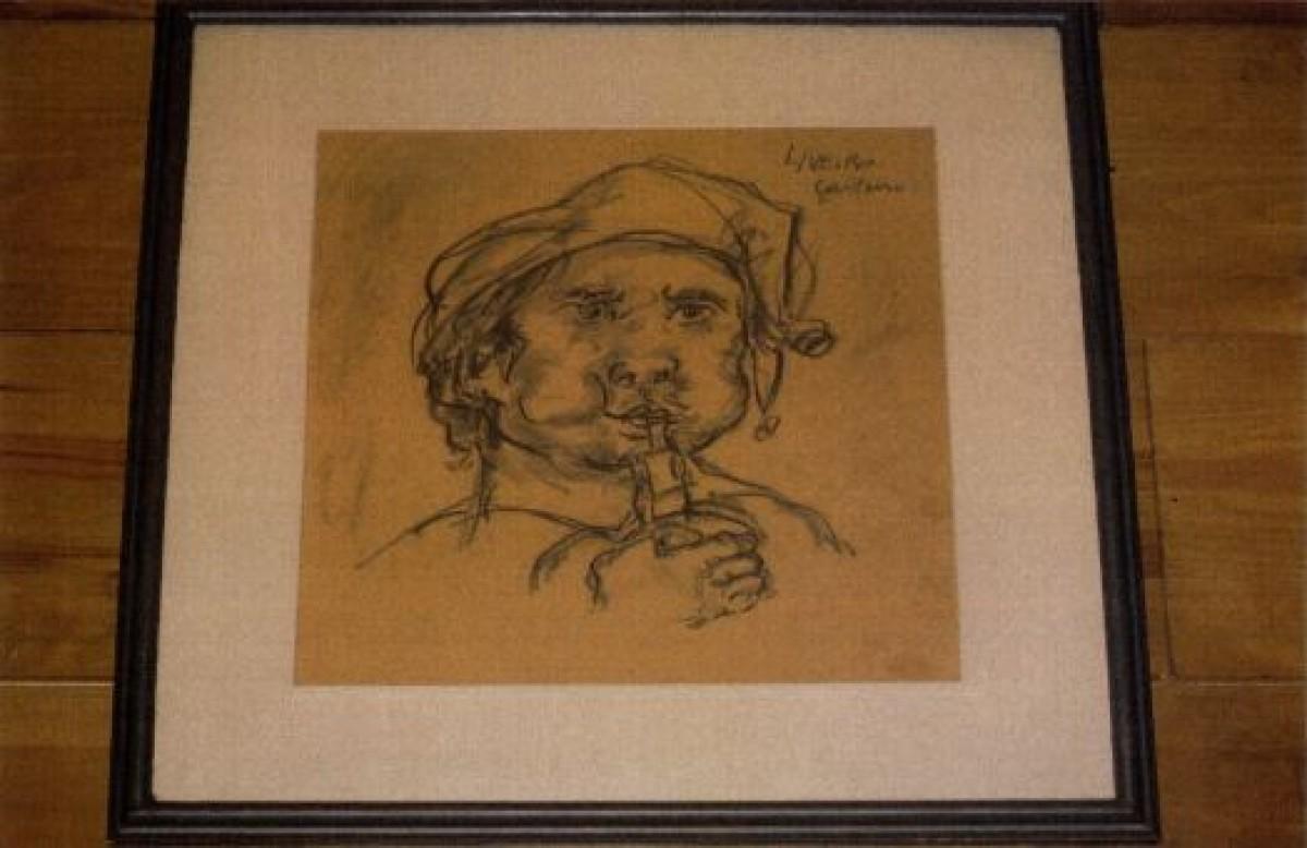 Colección de debuxos de Laxeiro, 12.000 €