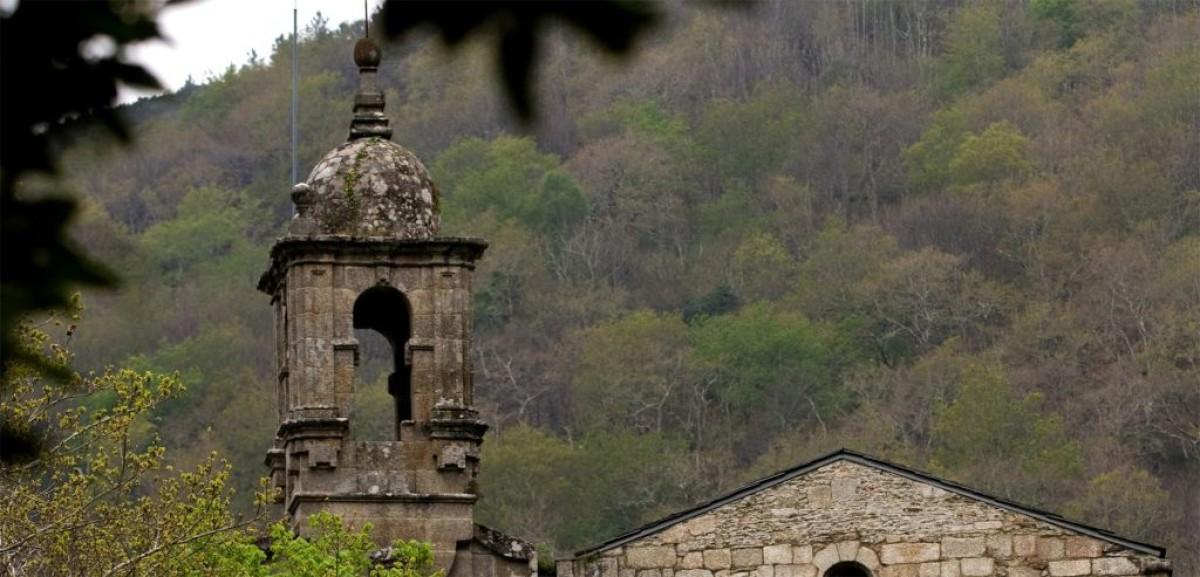 O mosteiro abrirá en Semana Santa