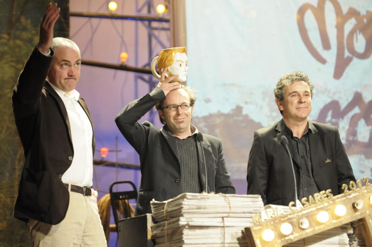 Manolo Cortés, Xesús Ron e Miguel de Lira