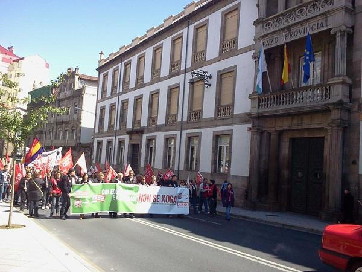 En Ourense