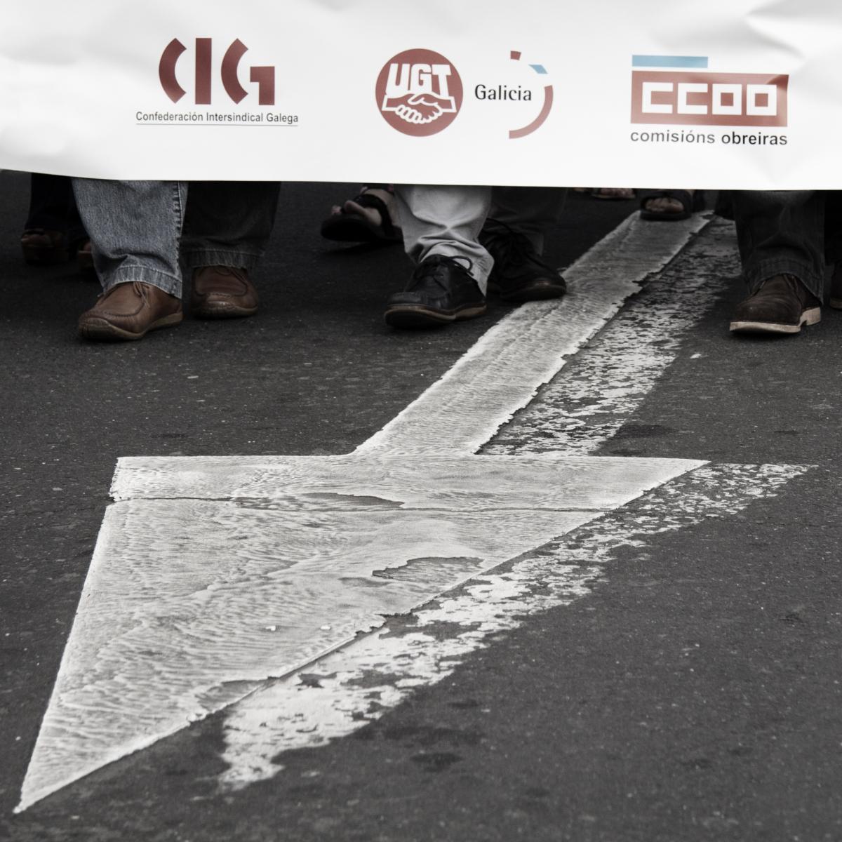 Manifestación do 19 de xullo na Coruña