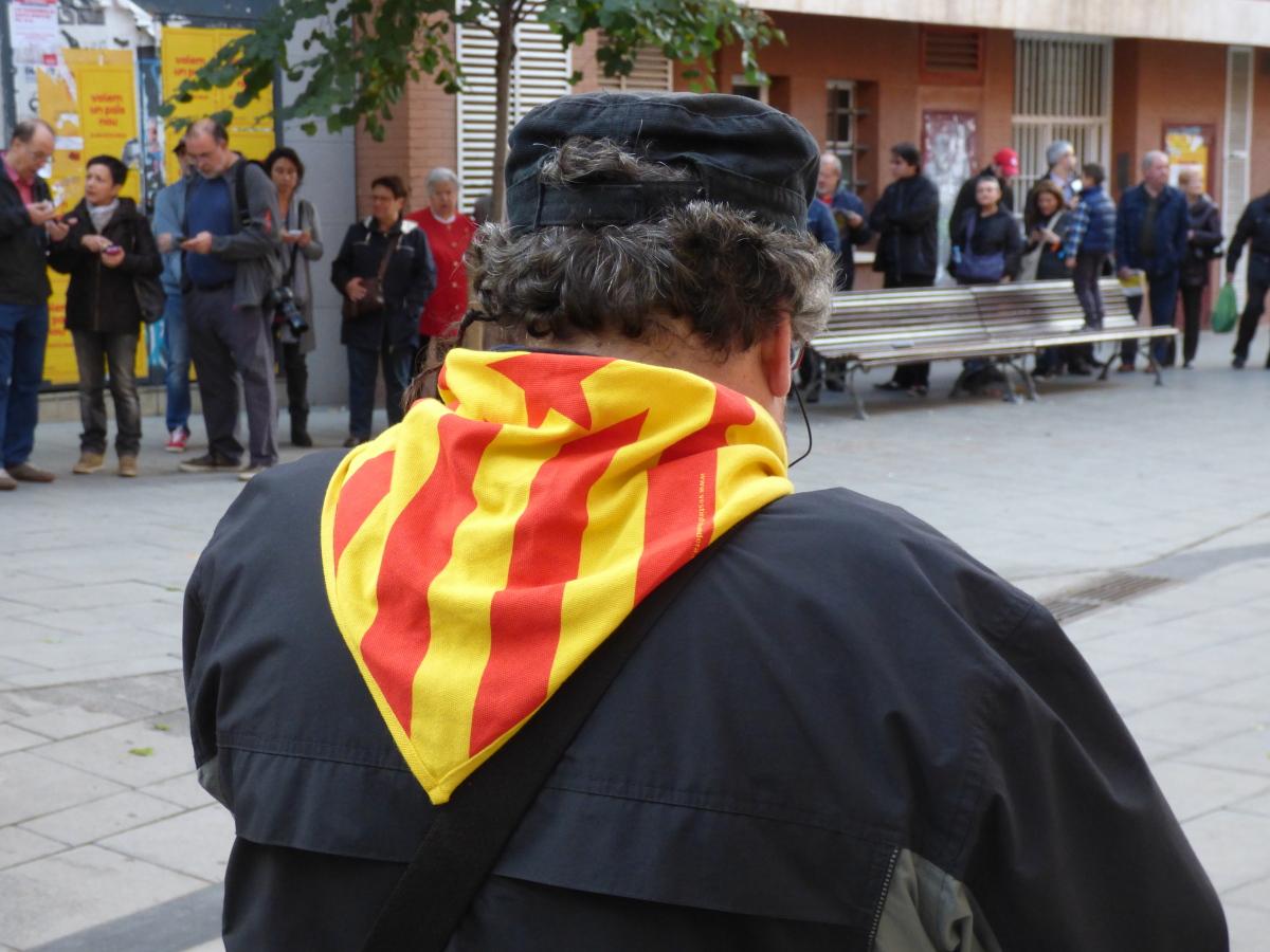 Proceso participativo en Cataluña o 9N