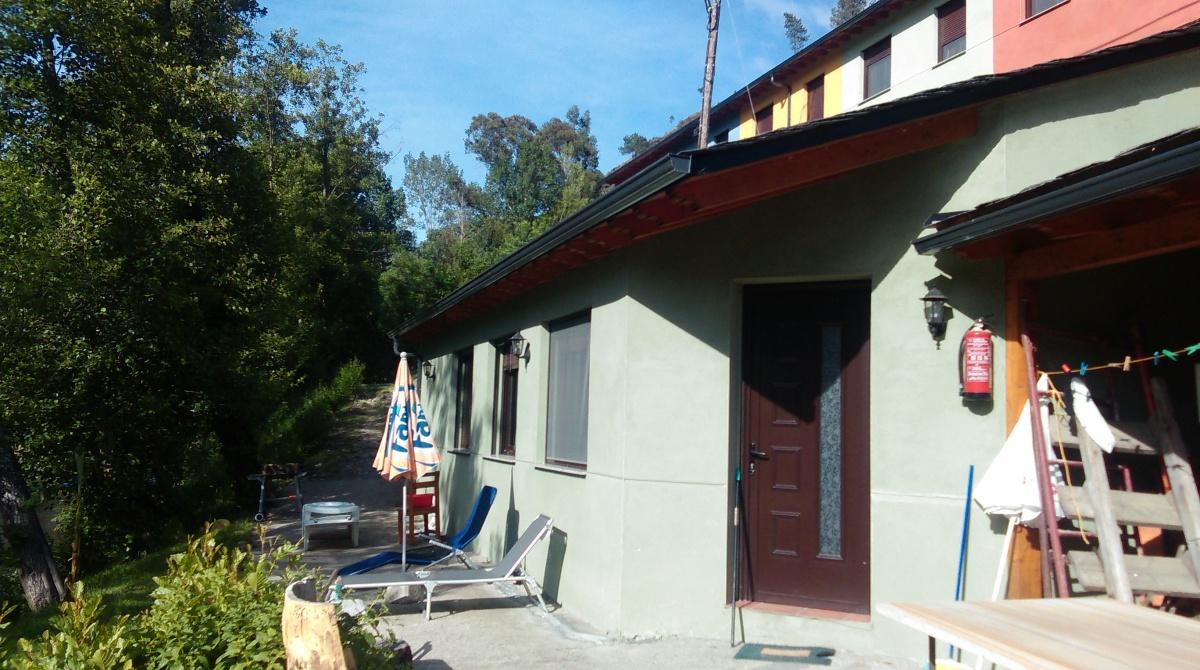 Pola porta marrón os veciños votarán nun complexo turístico de Soldón