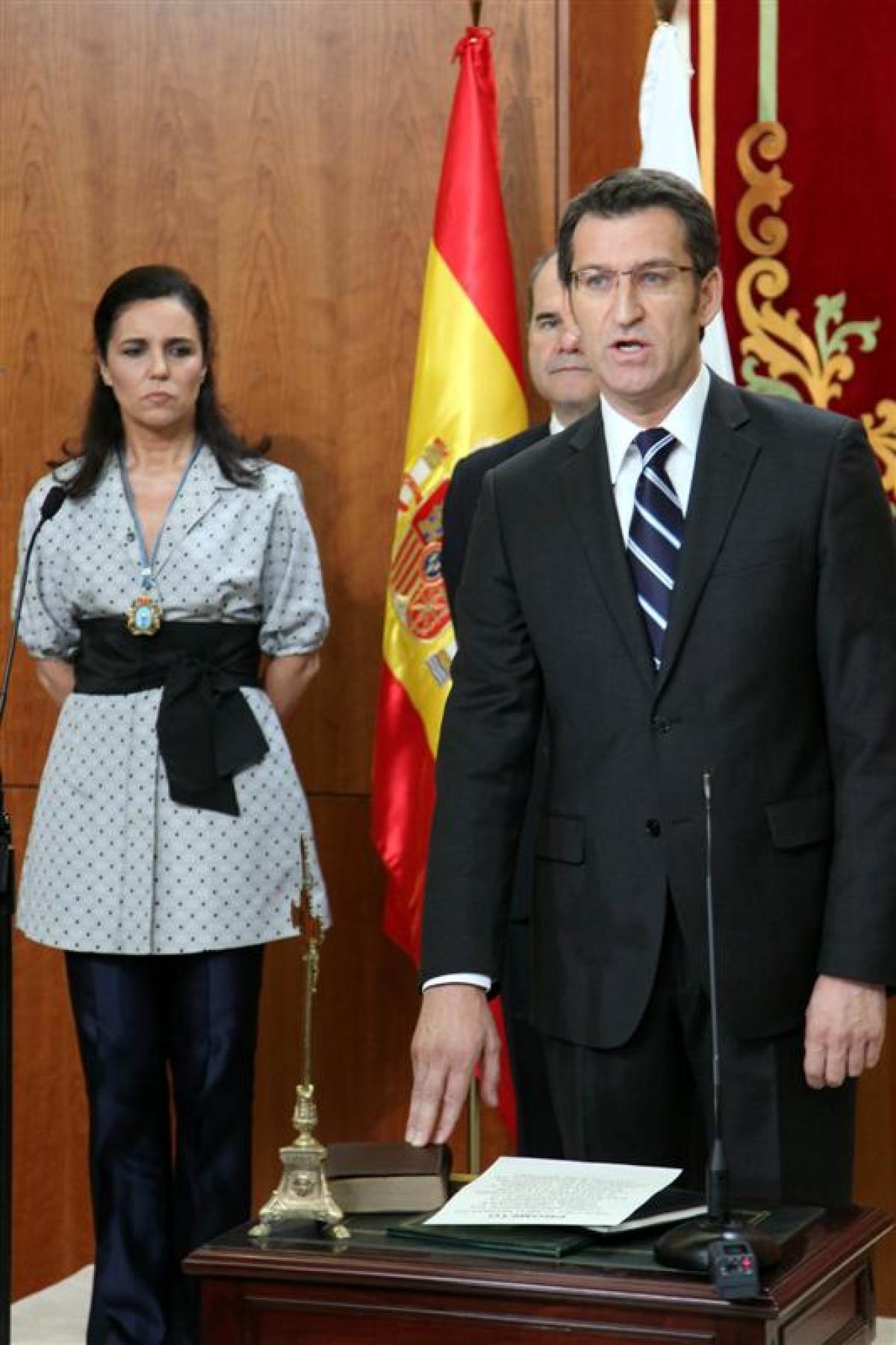 Alberto Núñez Feijóo (2009)