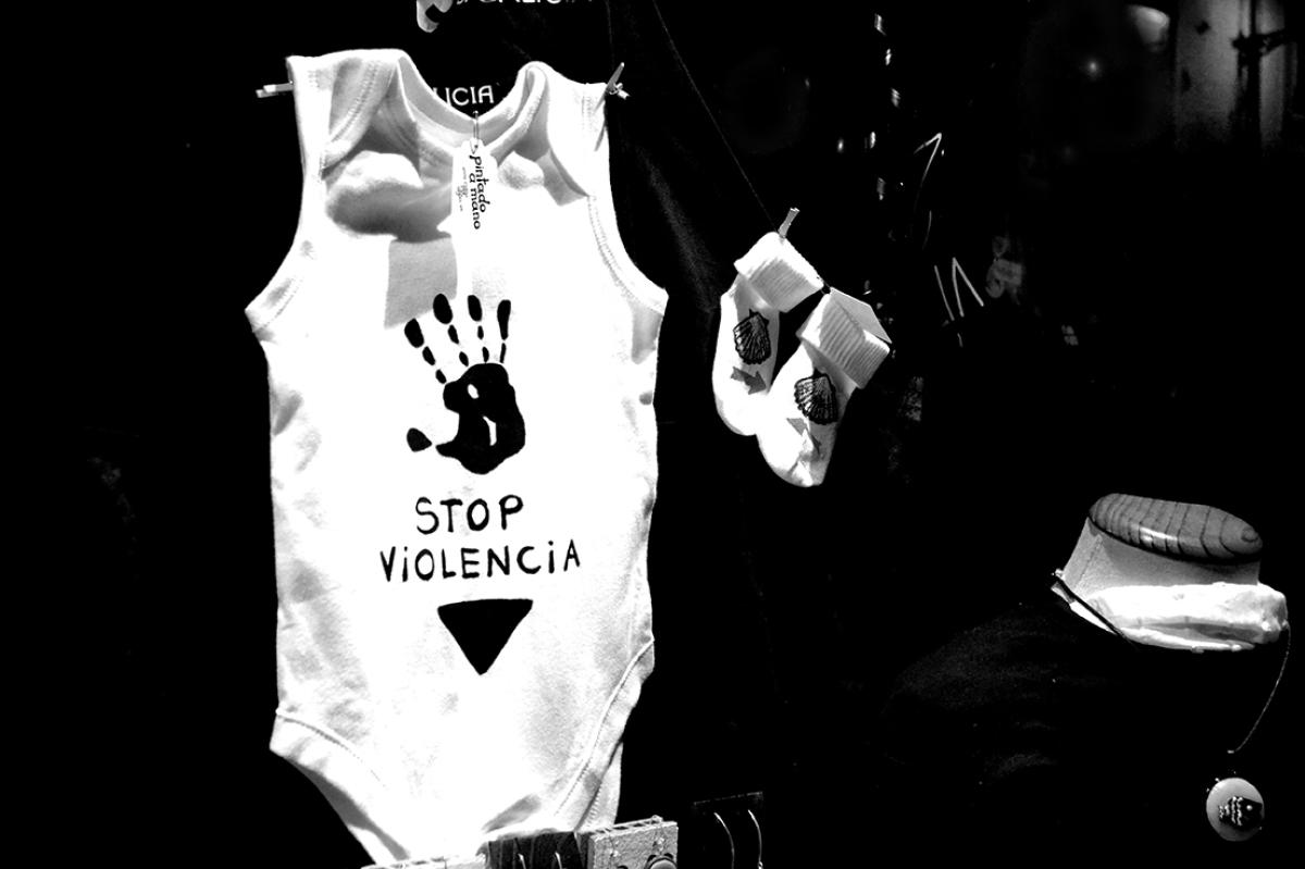 Stop Violencia de Xénero