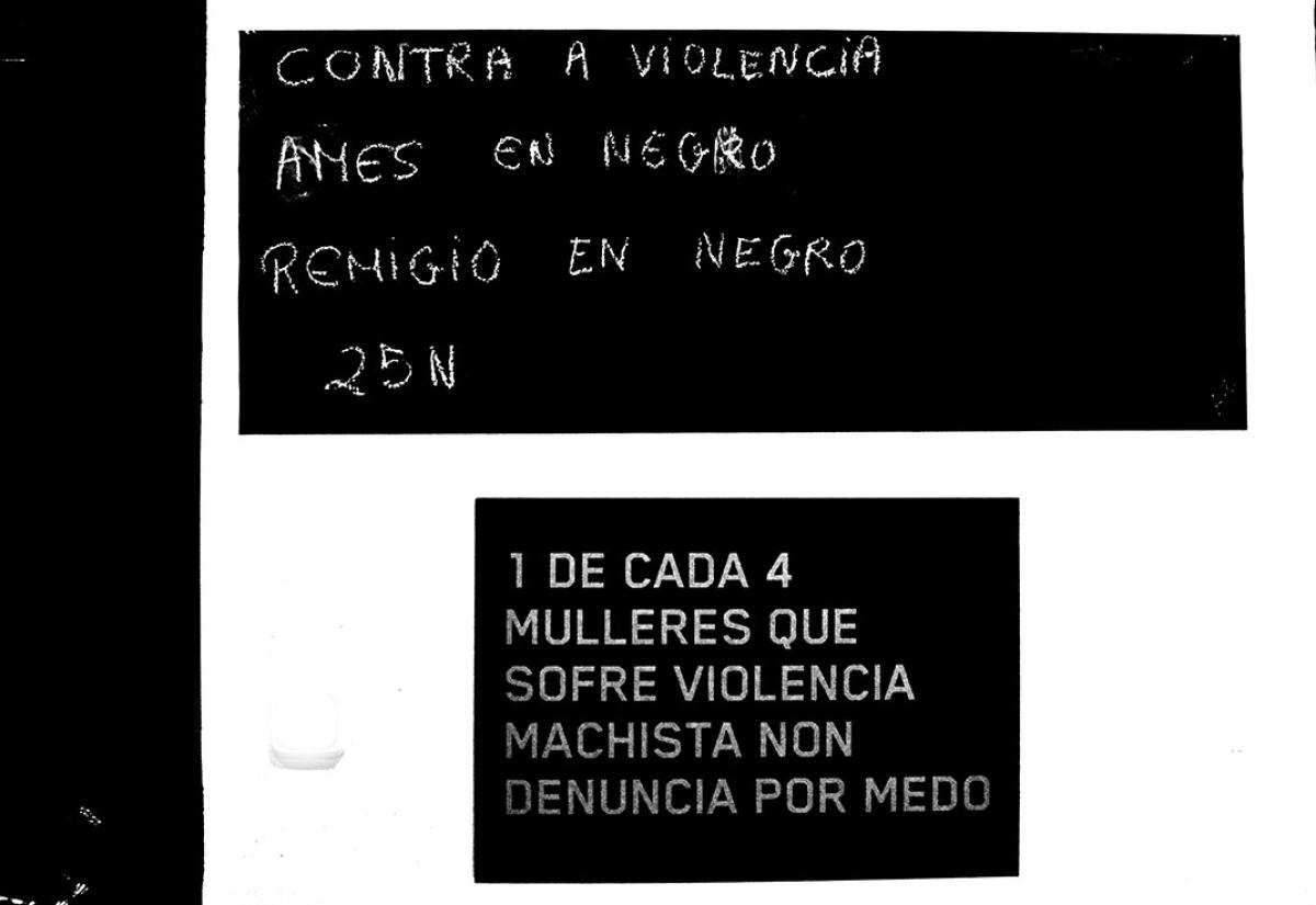 Bertamiráns contra a violencia