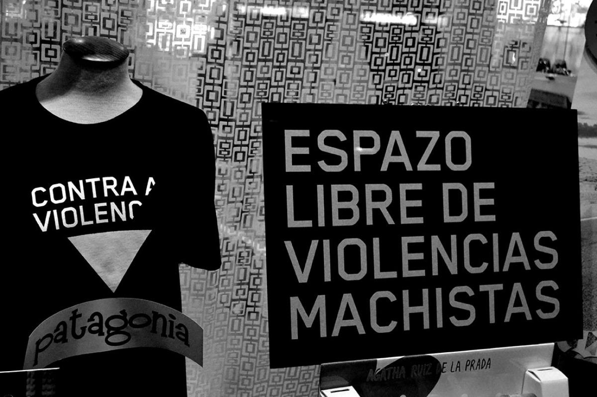 Espazo libre de violencia machista