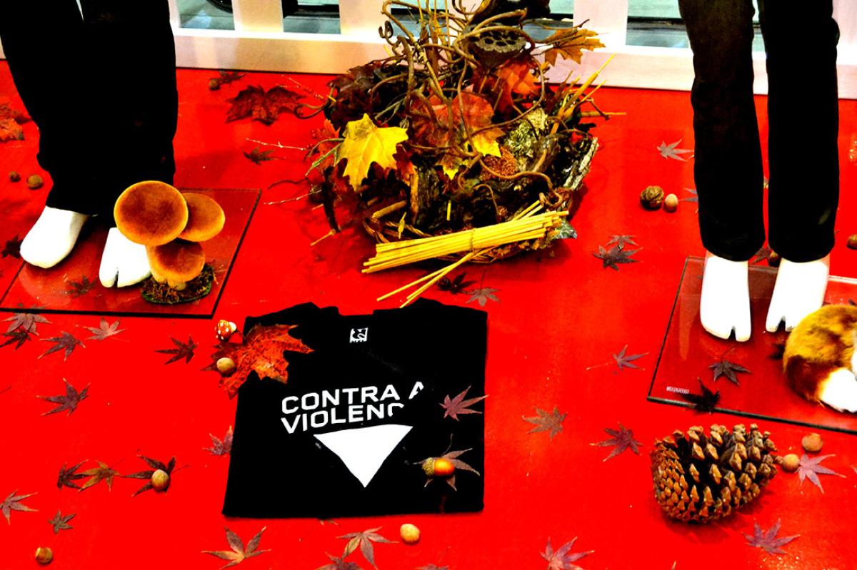 Outono contra a violencia de xénero