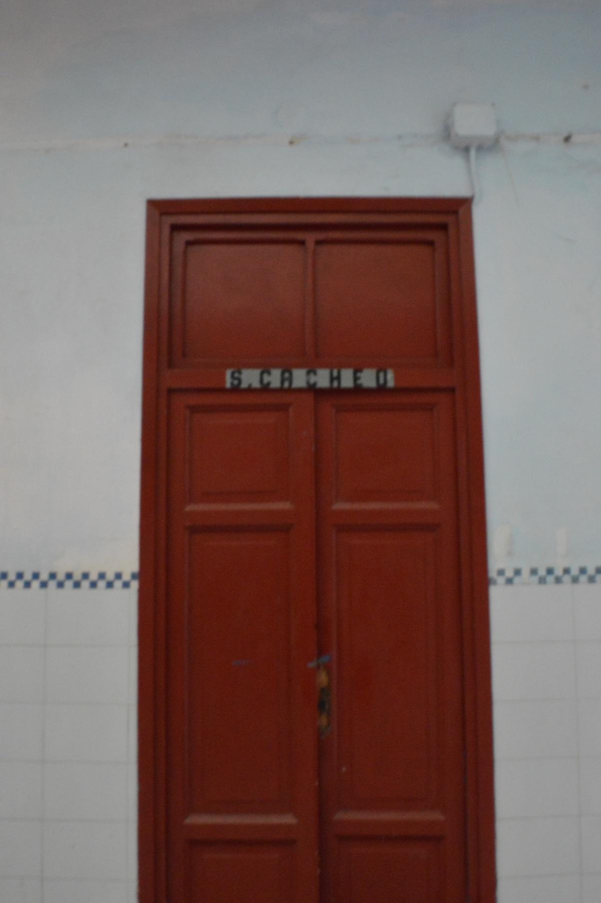 Sala de cacheos