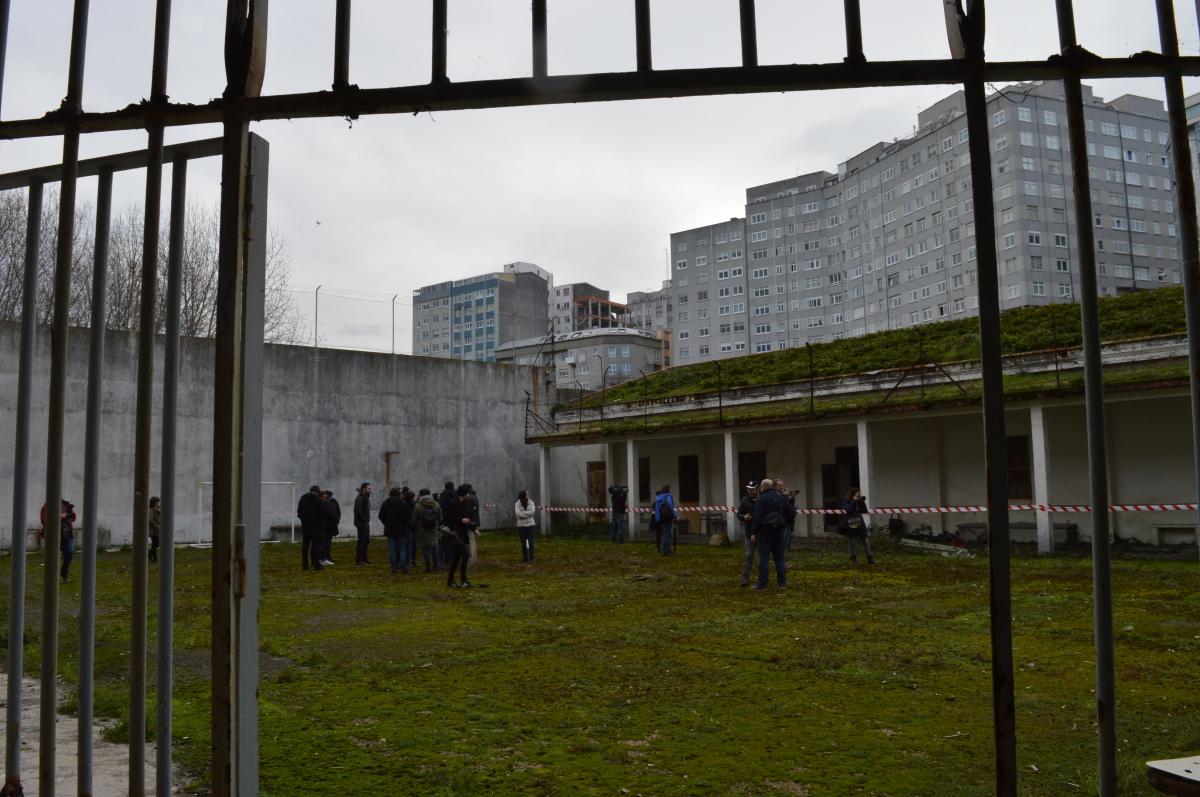 Patio do cárcere