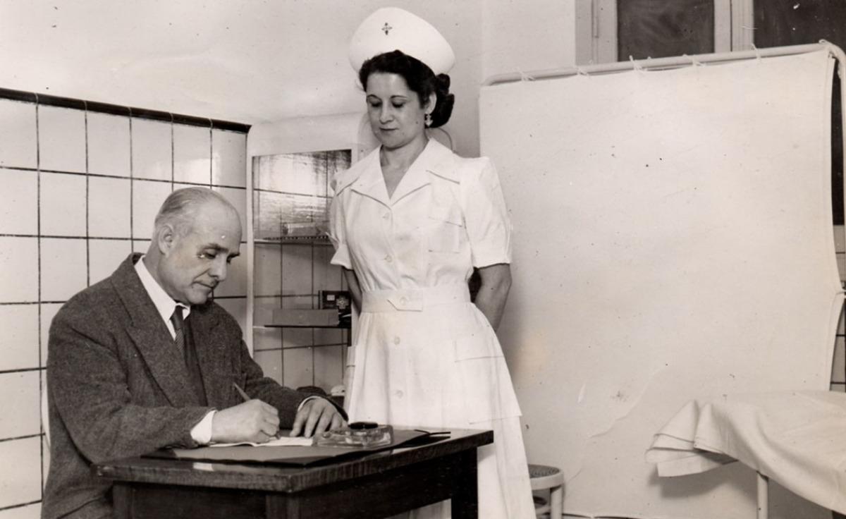 O CGBA, na década dos 50