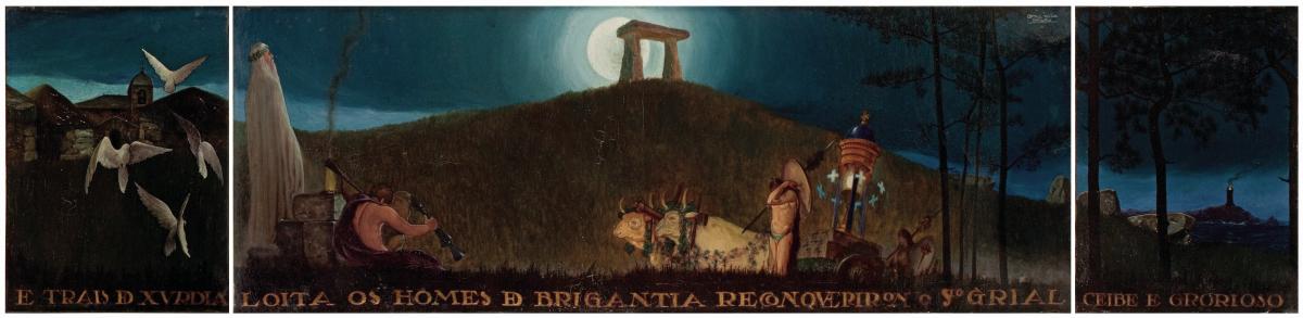 Os homes de Brigantia
