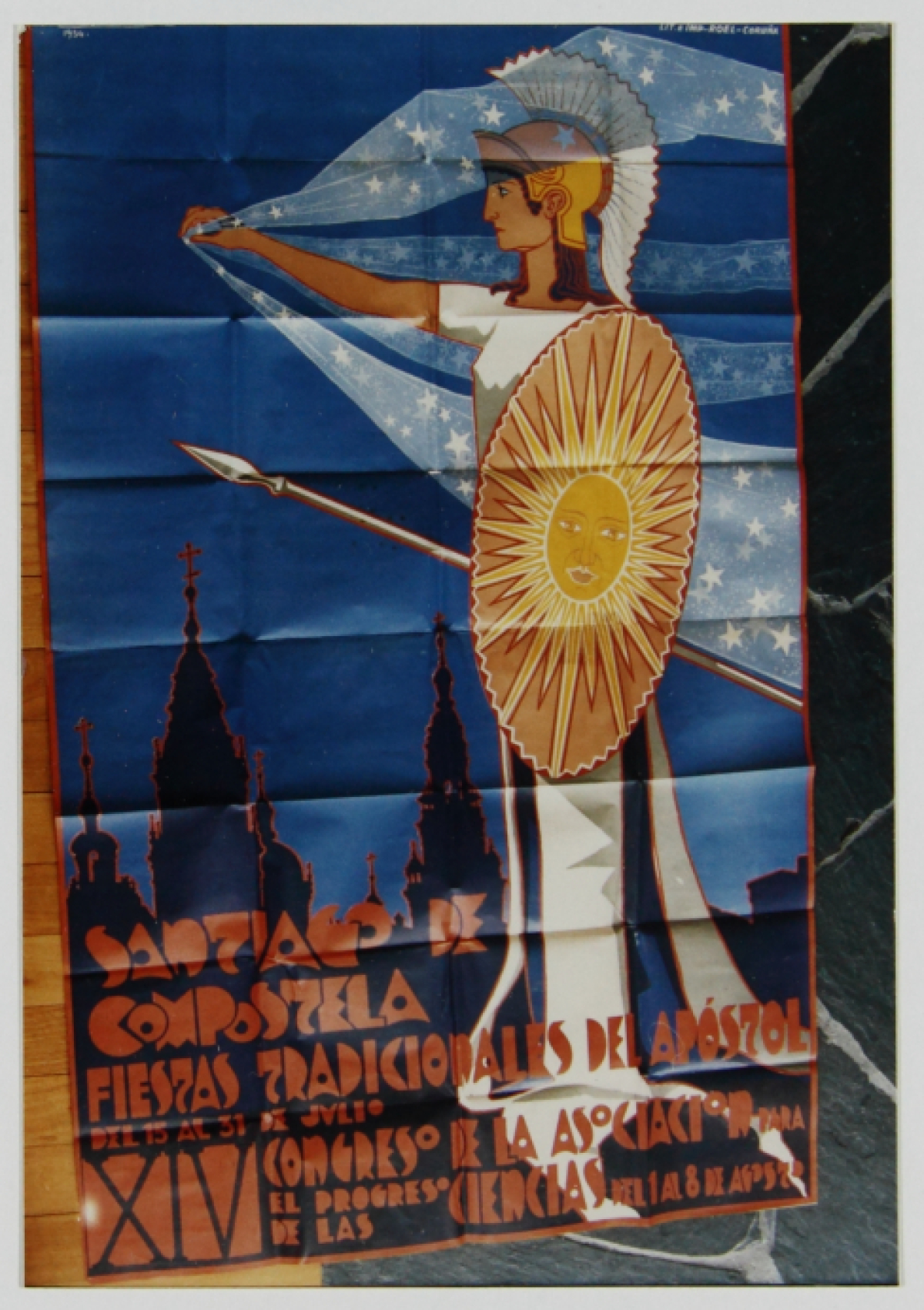 Cartel das Festas do Apóstolo