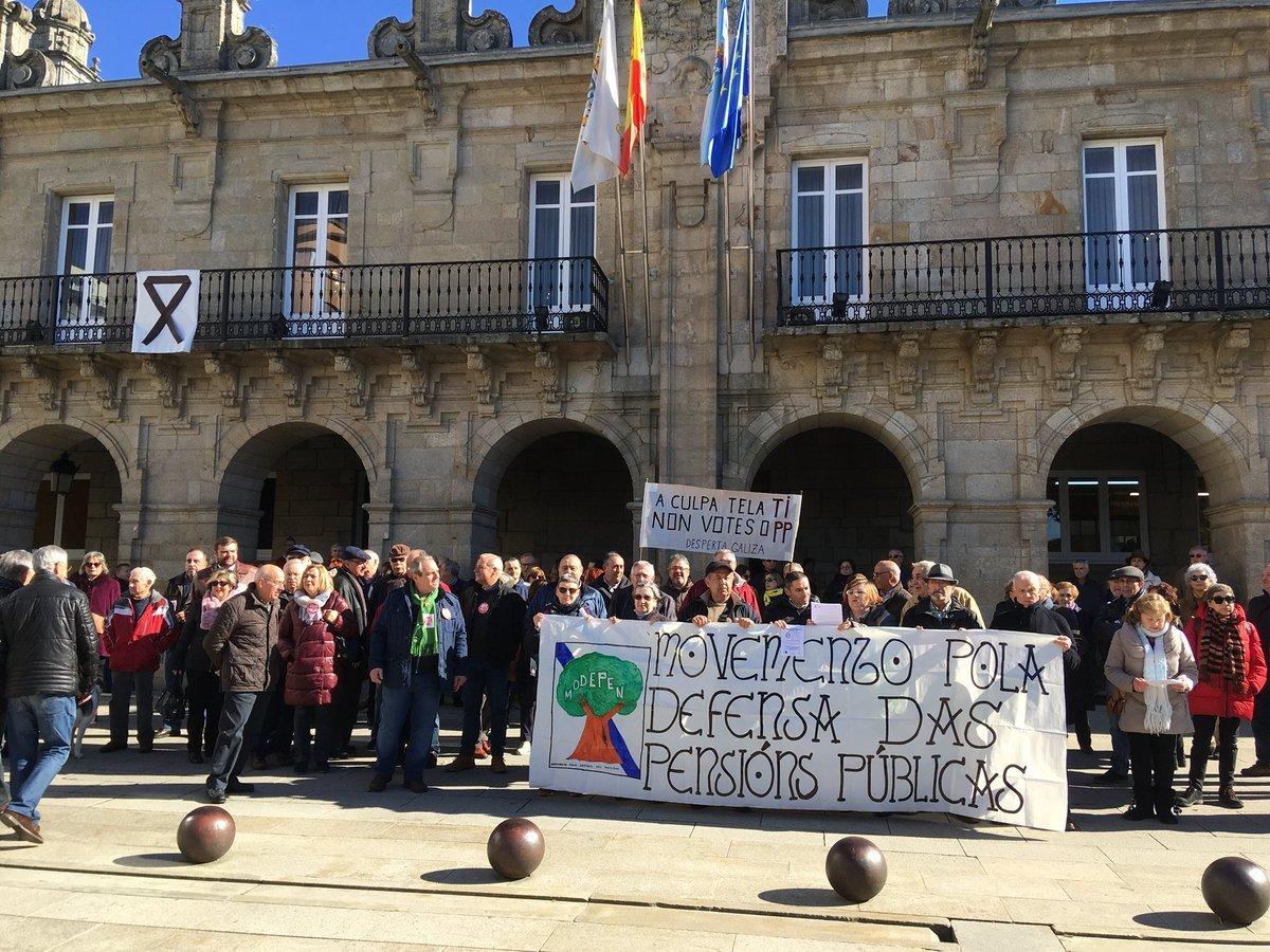 Concentración en Lugo