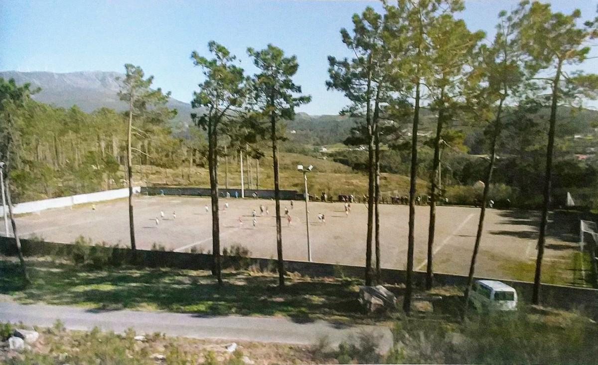 Campo A Prata, Caamaño (Porto do Son)