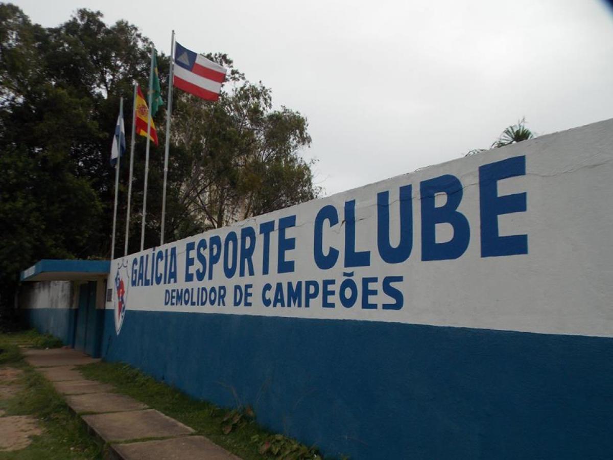 Parque Santiago, estadio do Galícia de Bahia
