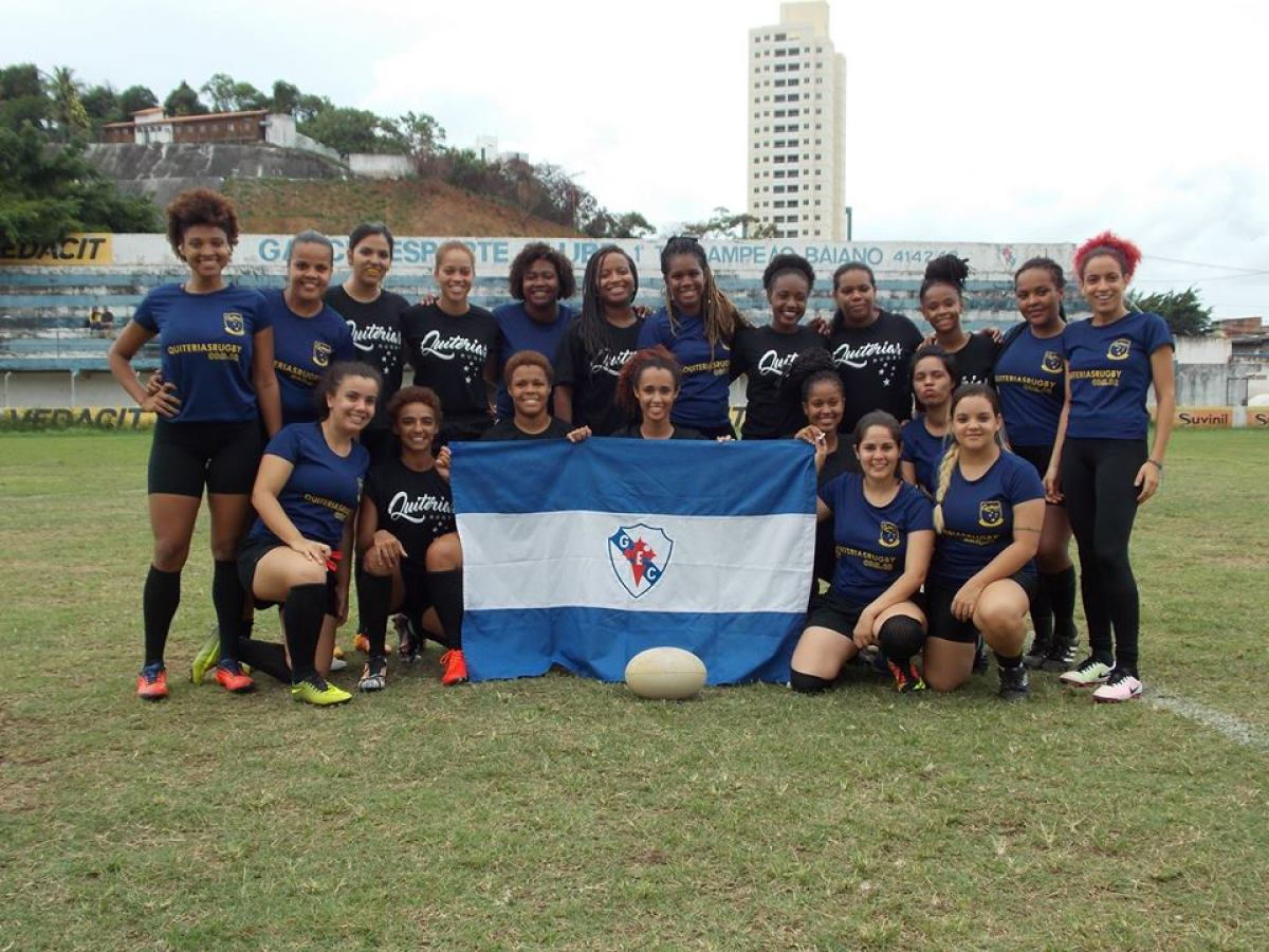 Equipo feminino de rugby do Galícia
