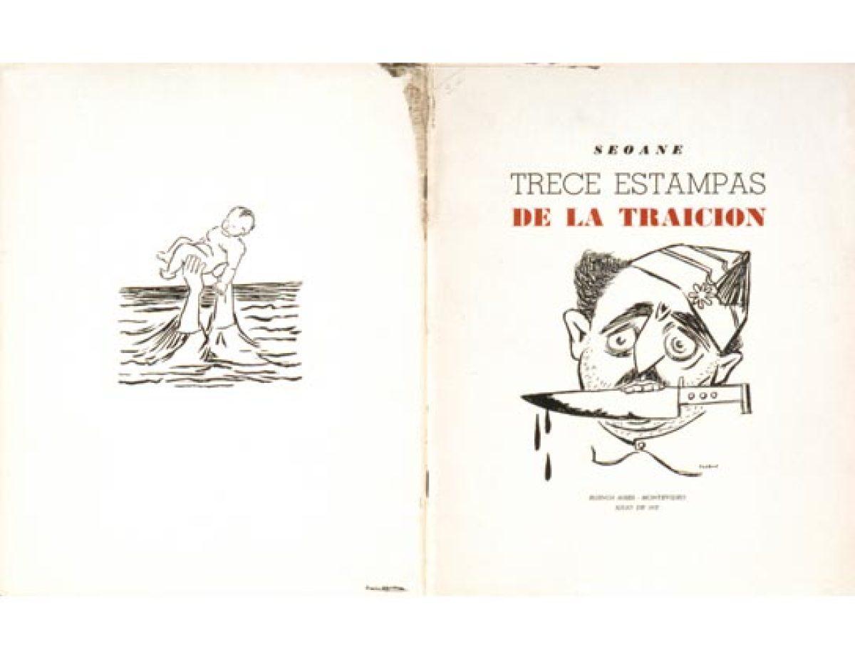 Trece estampas da traizón (1937)