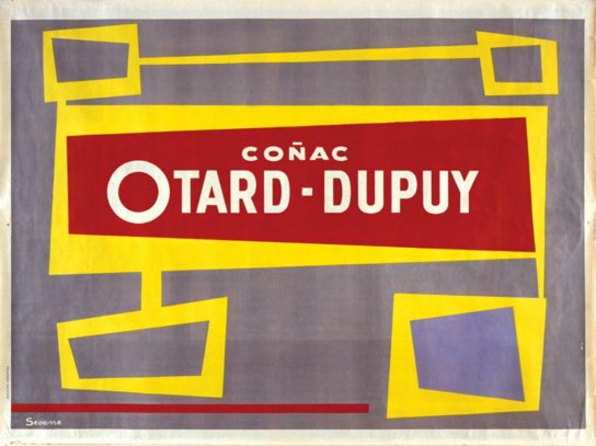 Cognac Otard-Dupuy (1952)