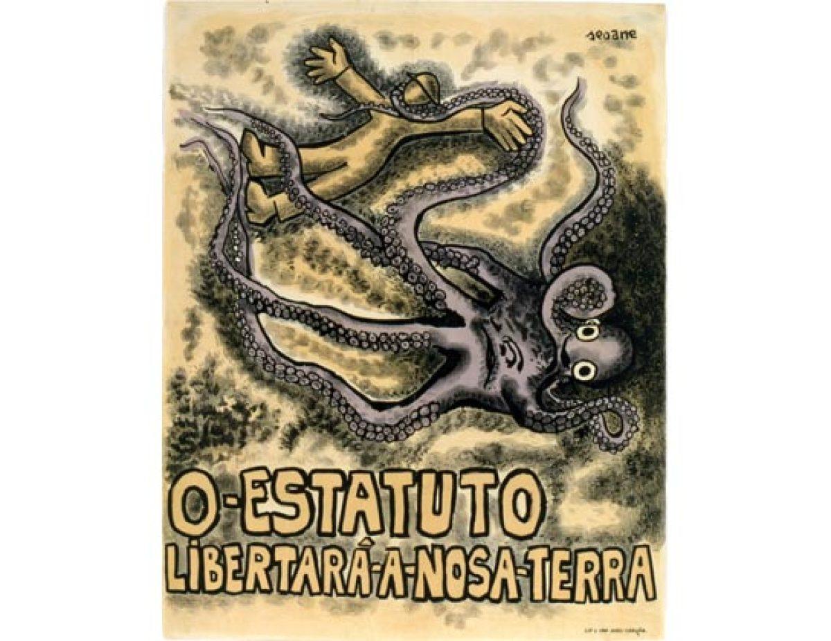 O Estatuto libertará a nosa terra (1936)