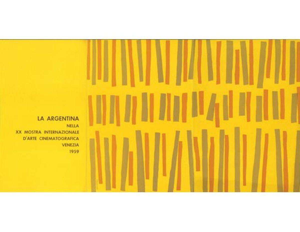 La Argentina nella XX Mostra Internazionale d'Arte Cinematografica (1959)
