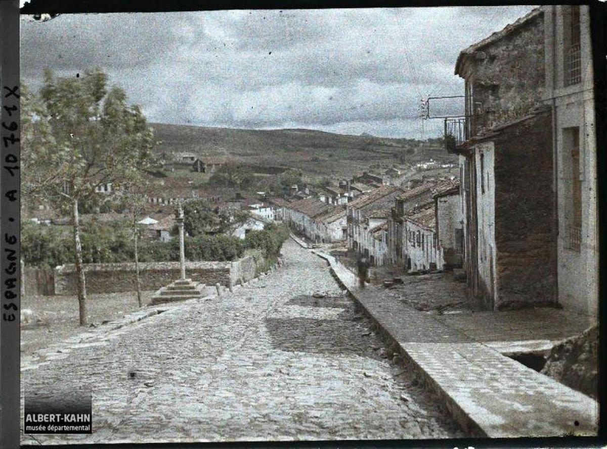 Costa de Sar, Santiago de Compostela (1917)