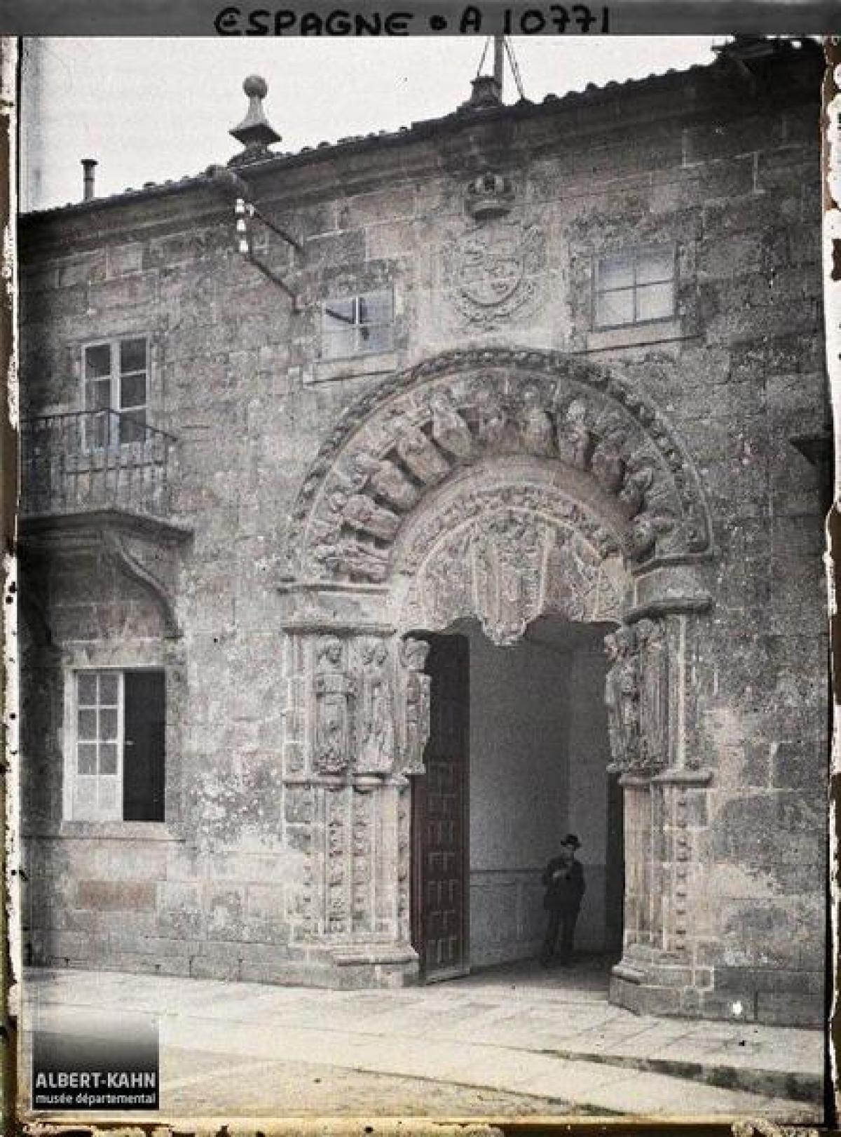 San Xerome, Santiago de Compostela (1917)